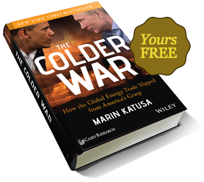 The Colder War - book