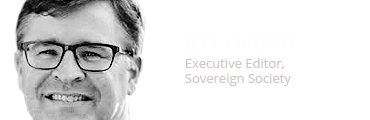 Jeff Opdyke, Executive Editor, Sovereign Society