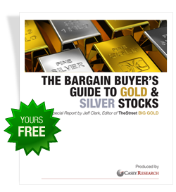 The Bargain Buyer's Guide to Gold and Silver Stocks