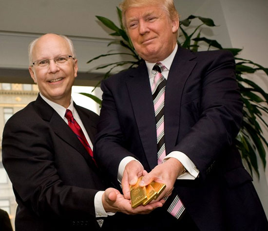 Why Trump Has No Choice But to Return to the Gold Standard   Casey Research