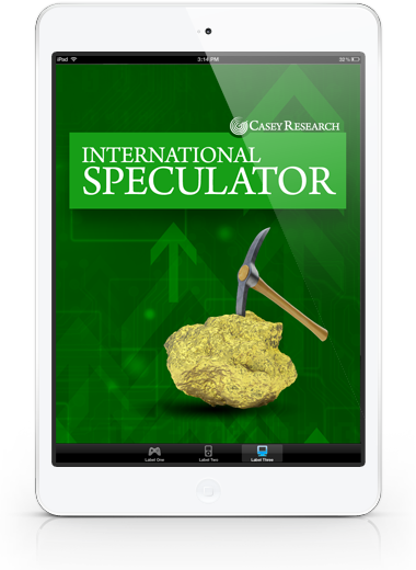 International Speculator