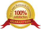 Casey Research Guarantee